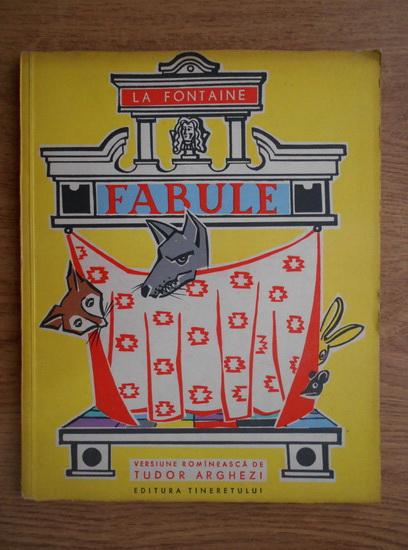 Anticariat: La Fontaine - Fabule (1962)
