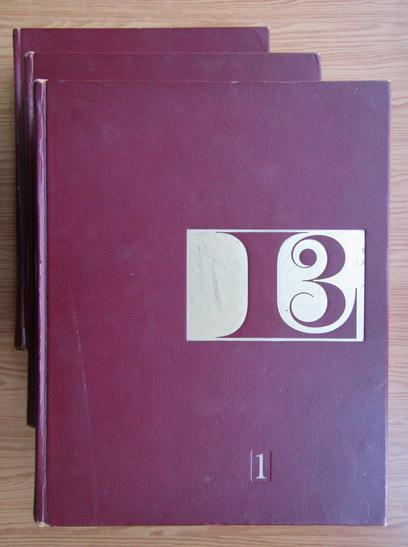 Anticariat: Larousse trois volumes en couleurs (3 volume)