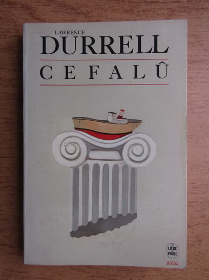 Anticariat: Lawrence Durrell - Cefalu
