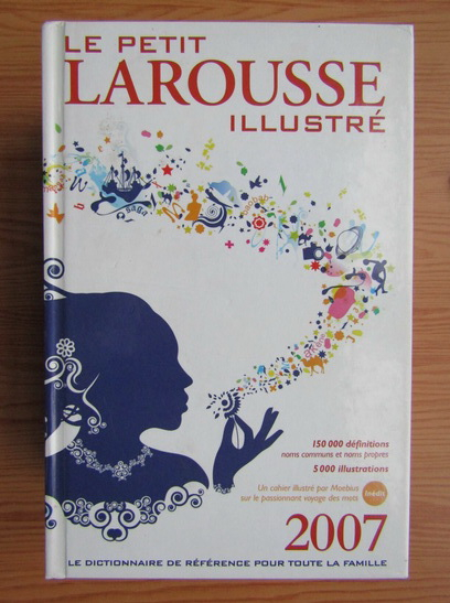 Anticariat: Le petit Larousse illustre