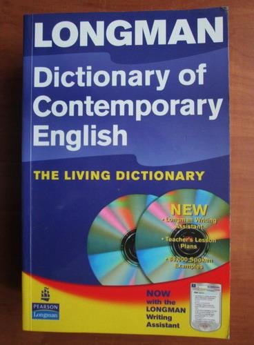 Anticariat: Longman dictionary of contemporary english