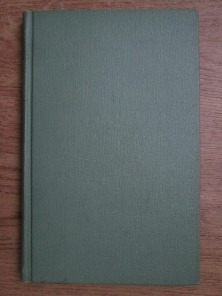 Anticariat: Lucian Blaga - Arca lui Noe (1944, prima editie)