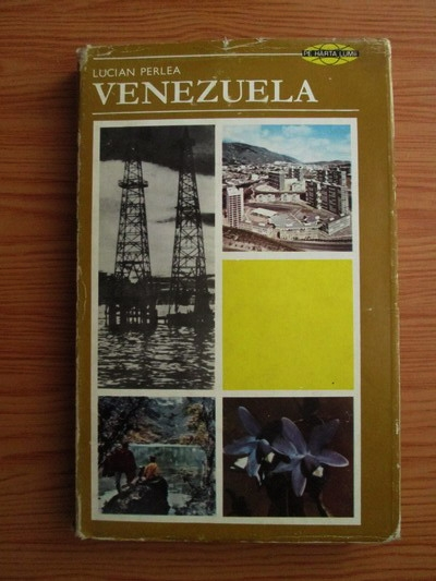 Anticariat: Lucian Perlea - Venezuela