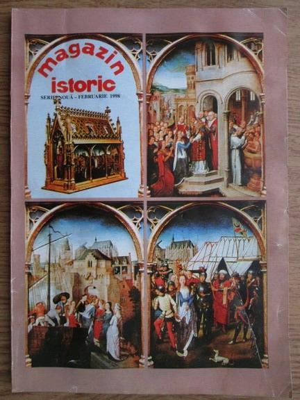 Anticariat: Magazin istoric, anul XXXII, nr. 2 (371), februarie 1998