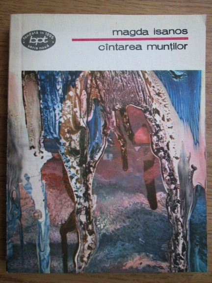 Anticariat: Magda Isanos - Cantarea muntilor