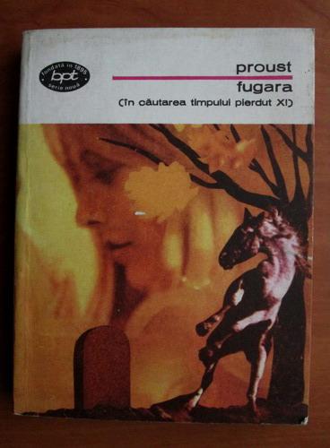 Anticariat: Marcel Proust - Fugara