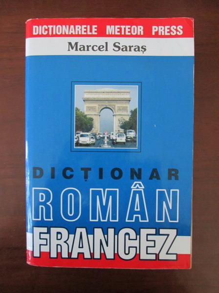 dictionar roman francez