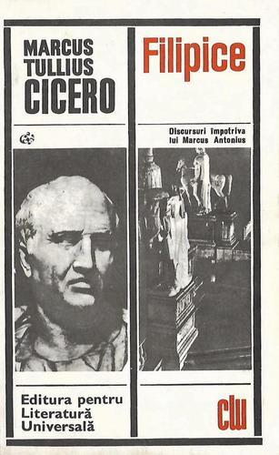 Marcus Tullius Cicero - Filipice - Cumpără