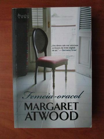Anticariat: Margaret Atwood - Femeia oracol