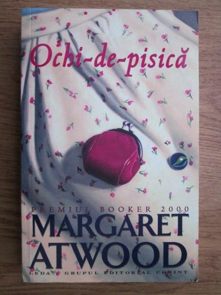Anticariat: Margaret Atwood - Ochi de pisica