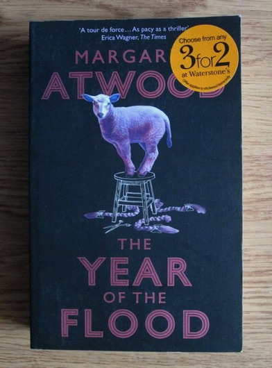 Anticariat: Margaret Atwood - The Year of the Flood