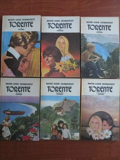Anticariat: Marie Anne Desmarest - Torente (6 volume)