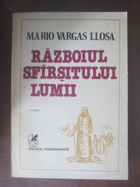 Anticariat: Mario Vargas Llosa - Razboiul sfarsitului lumii