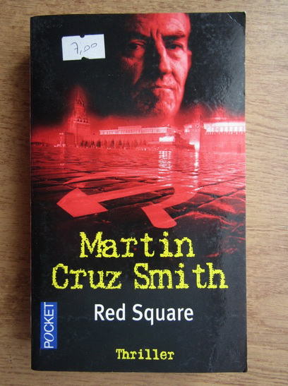 Anticariat: Martin Cruz Smith - Red square