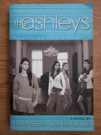Anticariat: Melissa de la Cruz - The ashleys