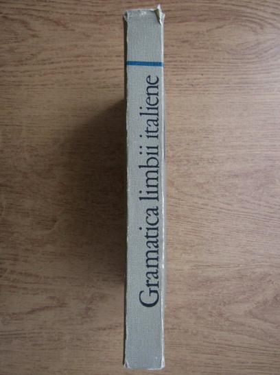 Anticariat: Mihaela Carstea - Gramatica limbii italiene