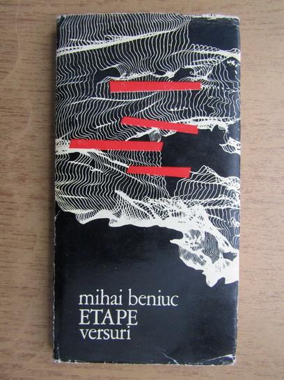 Anticariat: Mihai Beniuc - Etape