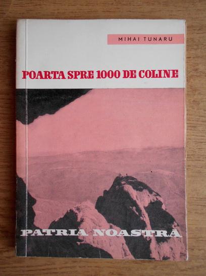 Anticariat: Mihai Tunaru - Poarta spre 1000 de coline