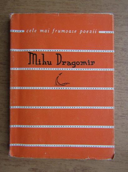Anticariat: Mihu Dragomir - Poezii