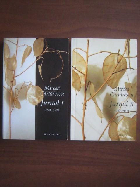 Anticariat: Mircea Cartarescu - Jurnal (volumele 1 si 2)