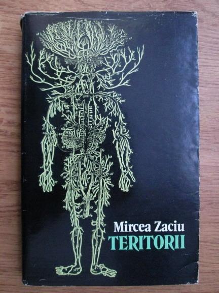 Anticariat: Mircea Zaciu - Teritorii