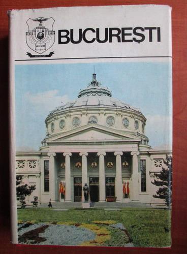 Anticariat: Municipiul Bucuresti. Monografie