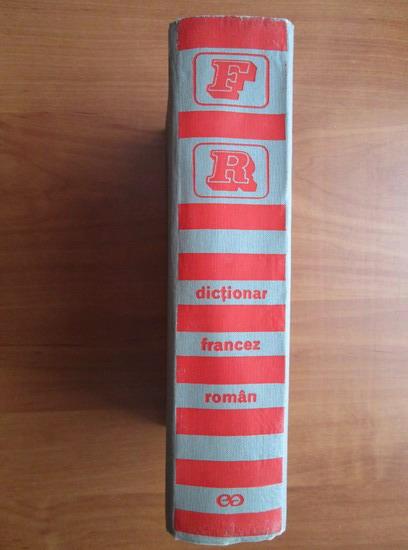 Anticariat: N. N. Condeescu - Dictionar Francez-Roman