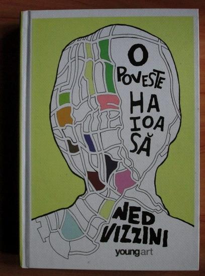 Anticariat: Ned Vizzini - O poveste haioasa