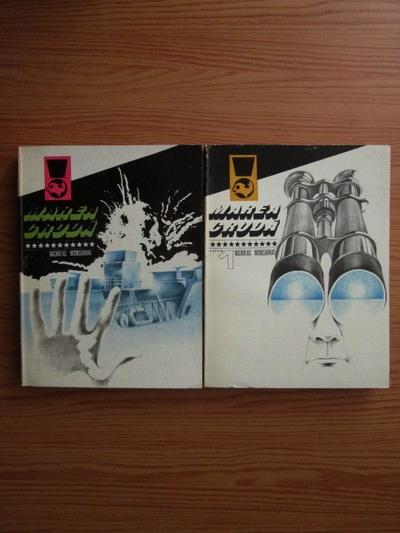 Anticariat: Nicholas Monsarrat - Marea cruda (2 volume)