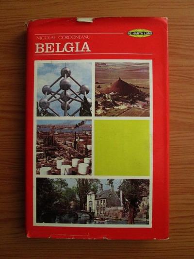Anticariat: Nicolae Cordoneanu - Belgia