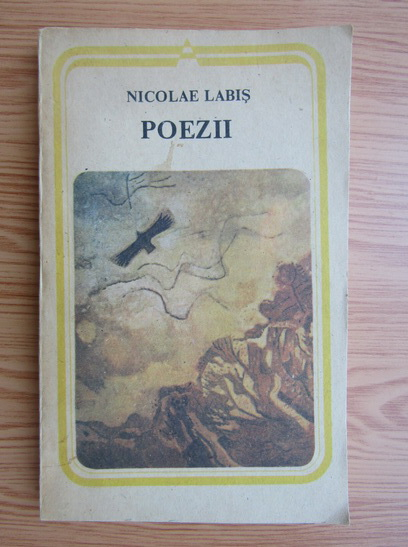 Anticariat: Nicolae Labis - Poezii
