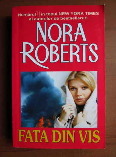 Anticariat: Nora Roberts - Fata din vis