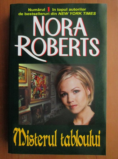 Anticariat: Nora Roberts - Misterul tabloului