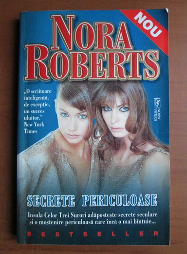 Anticariat: Nora Roberts - Secrete periculoase