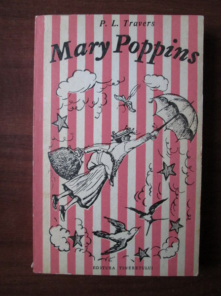 Anticariat: P. L. Travers - Mary Poppins