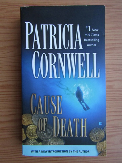 Anticariat: Patricia Cornwell - Cause of death