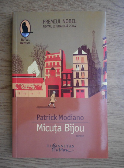 Anticariat: Patrick Modiano - Micuta Bijou