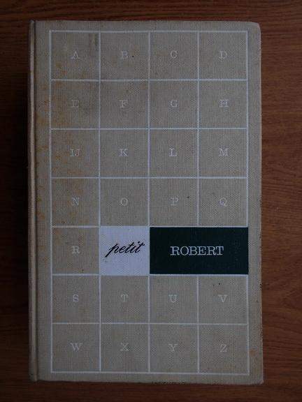Anticariat: Paul Roberts - Dictionnaire. Alphabetique et analogique de la langue francaise