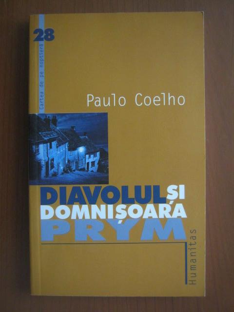 Anticariat: Paulo Coelho - Diavolul si domnisoara Prym