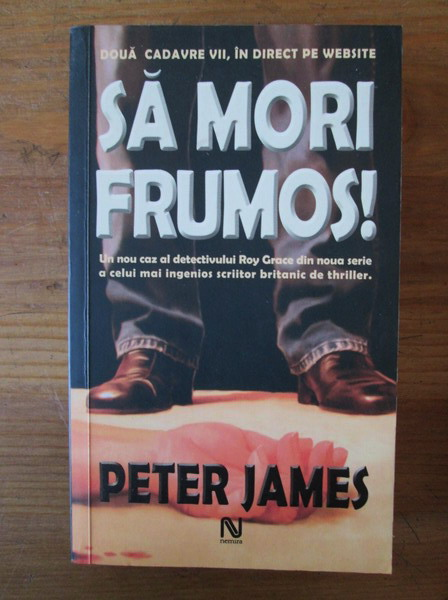 Anticariat: Peter James - Sa mori frumos!