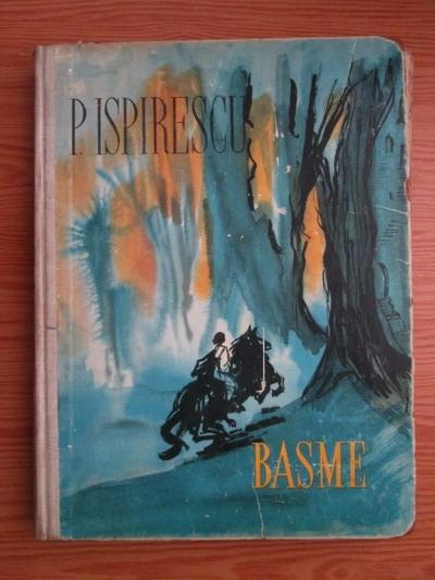 Anticariat: Petre Ispirescu - Basme (ilustratii de Florica Cordescu)