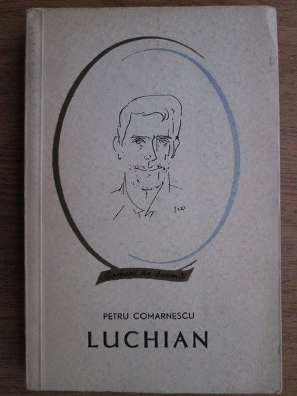 Anticariat: Petru Comarnescu - Luchian