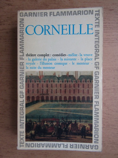 Anticariat: Pierre Corneille - Theatre complet (volumul 1)