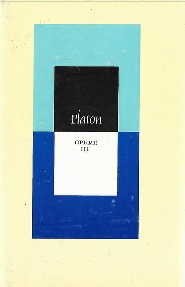 Anticariat: Platon - Opere (volumul 3)
