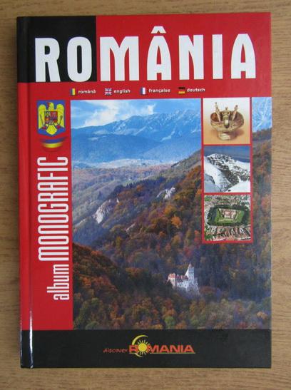 Anticariat: Radu Pescaru - Romania (album monografic)