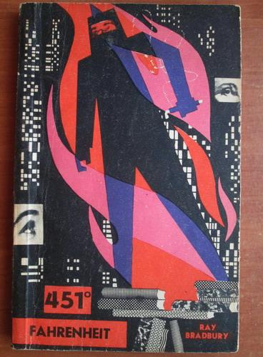Anticariat: Ray Bradbury - 451 Fahrenheit