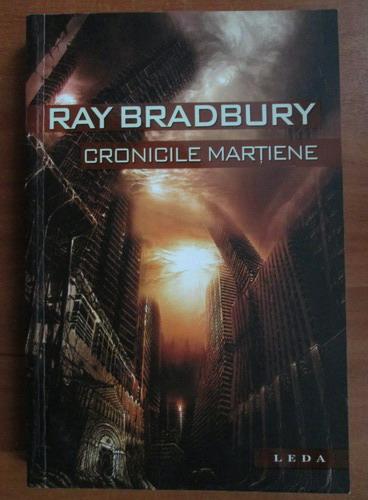 Anticariat: Ray Bradbury - Cronicile martiene