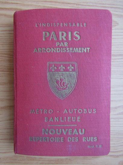 Anticariat: Raymond Denaes - Guide general de Paris