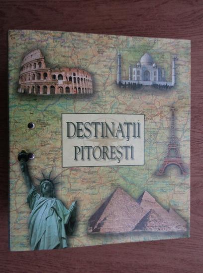 Anticariat: Revista Destinatii pitoresti (volumul 6)