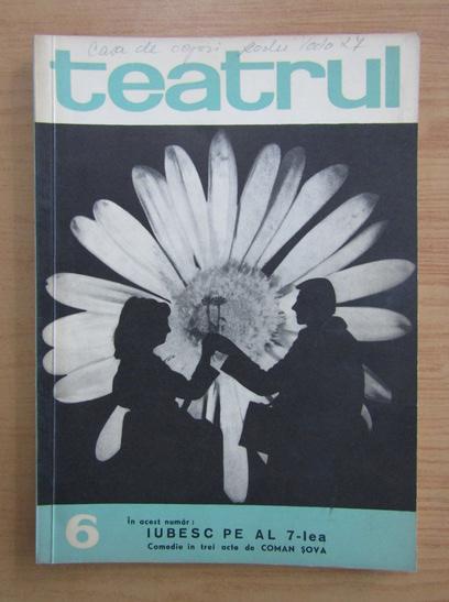 Anticariat: Revista Teatrul, nr. 5, anul X, mai 1965